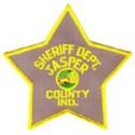 Jasper County Sheriff's Department, Indiana