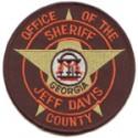 Jeff Davis County Sheriff's Office, Georgia