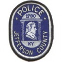 Jefferson County Police Department, Kentucky