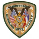 Jefferson Davis County Sheriff's Department, Mississippi