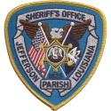 Jefferson Parish Sheriff's Office, Louisiana