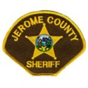 Jerome County Sheriff's Department, Idaho