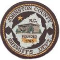Johnston County Sheriff's Office, North Carolina