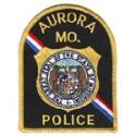 Aurora Police Department, Missouri