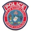 Kannapolis Police Department, North Carolina