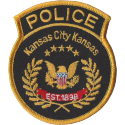 Kansas City Police Department, Kansas