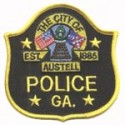 Austell Police Department, Georgia