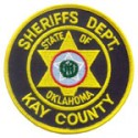 Kay County Sheriff's Office, Oklahoma