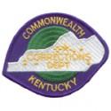 Kentucky Department of Corrections, Kentucky