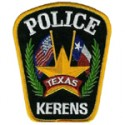 Kerens Police Department, Texas