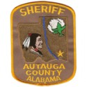 Autauga County Sheriff's Department, Alabama