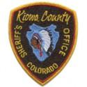 Kiowa County Sheriff's Office, Colorado