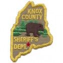 Knox County Sheriff's Office, Maine
