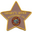 Kosciusko County Sheriff's Department, Indiana