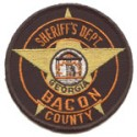 Bacon County Sheriff's Office, Georgia