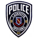 Lafayette Police Department, Indiana