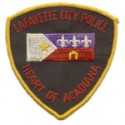Lafayette Police Department, Louisiana