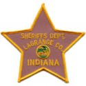 Lagrange County Sheriff's Department, Indiana