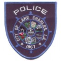 Lake Charles Police Department, Louisiana