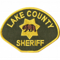 Lake County Sheriff's Office, California