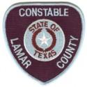 Lamar County Constable's Office - Precinct 1, Texas