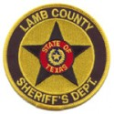 Lamb County Sheriff's Department, Texas