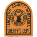 Lancaster County Sheriff's Department, Nebraska