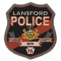 Lansford Borough Police Department, Pennsylvania