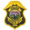 LaPorte City Police Department, Iowa