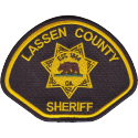 Lassen County Sheriff's Department, California