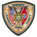 Lauderdale County Sheriff's Office, Tennessee