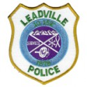 Leadville Police Department, Colorado
