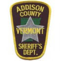 Addison County Sheriff's Department, Vermont