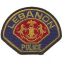 Lebanon Police Department, Pennsylvania