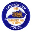 Lebanon Junction Police Department, Kentucky