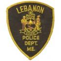 Lebanon Police Department, Maine