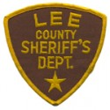 Lee County Sheriff's Department, Illinois