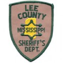 Lee County Sheriff's Department, Mississippi