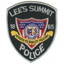 Lee's Summit Police Department, Missouri