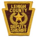 Lehigh County Sheriff's Office, Pennsylvania