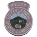 Lenoir Police Department, North Carolina