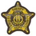 Letcher County Sheriff's Department, Kentucky