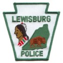 Lewisburg Borough Police Department, Pennsylvania