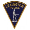 Lexington Police Department, Massachusetts