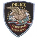 Lexington Police Department, Mississippi