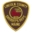 Lincoln County Sheriff's Department, Maine