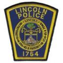 Lincoln Police Department, Massachusetts