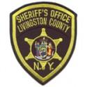 Livingston County Sheriff's Department, New York