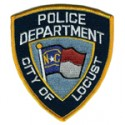 Locust Police Department, North Carolina