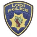 Lodi Police Department, California